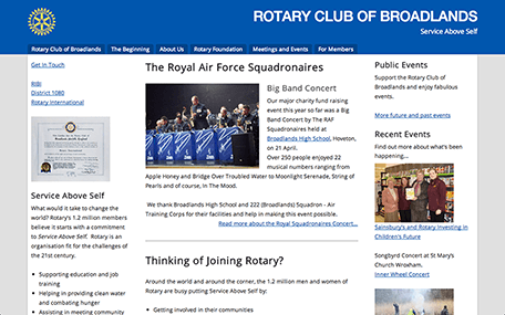 Rotary Club of Broadlands